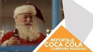 Coca Cola Presenta su Nueva Campaña de Navidad