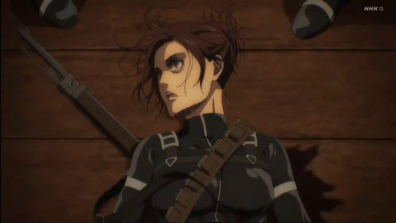 Download Sasha's death Scene - Attack On Titan Season 4 Episode 8