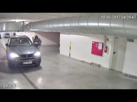 Kradzież BMW X5 Kraków ul Przewóz nr rej. KR 5S951 10.05.2017