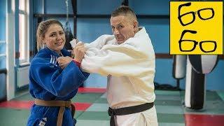 Защита и освобождение от захватов в куртках с Андреем Шидловским — уроки борьбы для спорта и улицы