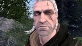 Nightmare (Soul Calibur) VS Geralt of Rivia (The Witcher)