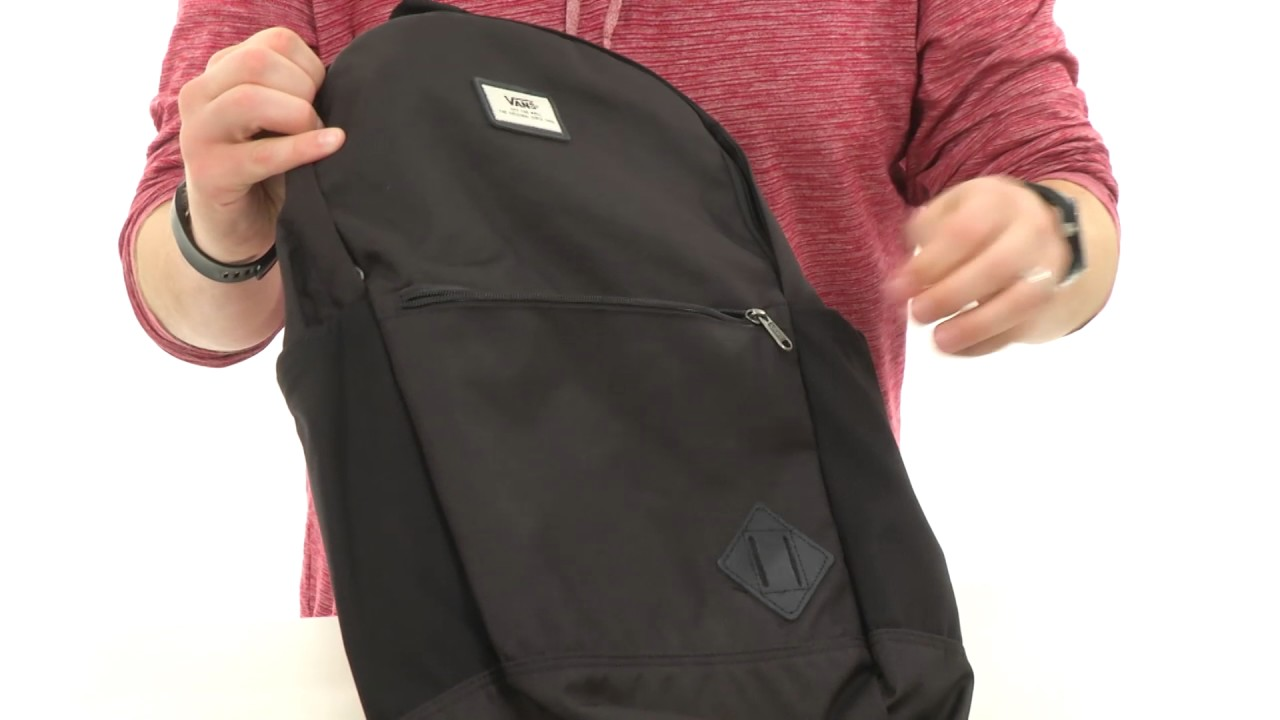 8baf852ec9 Vans Van Doren III Backpack SKU 8775448 - YouTube