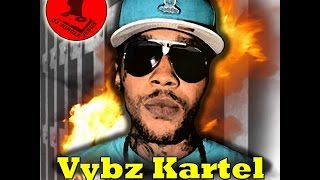 ♫Vybz Kartel-Lock Behind Captivity Dancehall Mix Vol. 1 APRIL 2016
