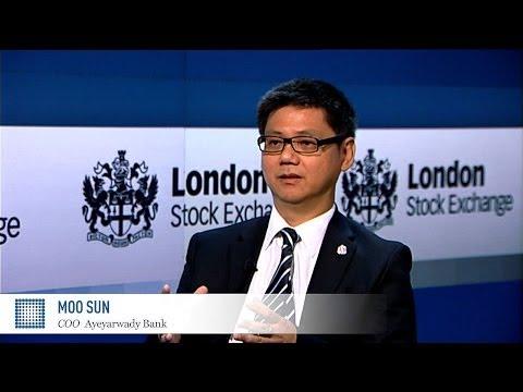 Moo Sun on banking in Myanmar   Ayeyarwady Bank   World Finance Videos
