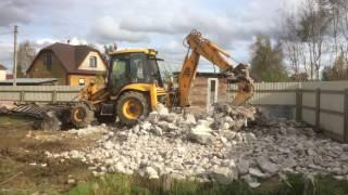 видео Демонтаж дачных домов