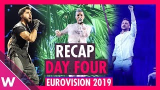Eurovision 2019: First rehearsals winners & losers Day 4 (reaction) | Semi-Final 2