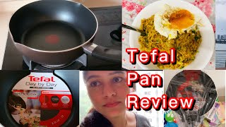 TEFAL DAY BY DAY FRYPAN 24CM HIGHLY NON-STICK SHOPPING VLOG MAGGI RECIPE MY STYLE