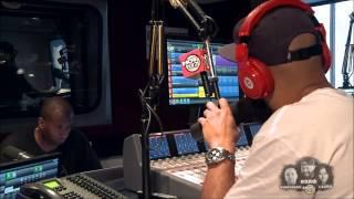 EBRO CRIES ON LIVE RADIO ( HOT 97 - ROSENBERG ) OVER CHARLESTON