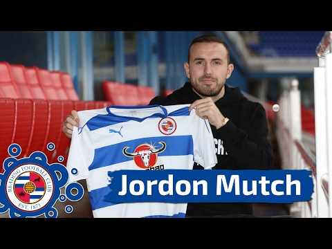 Jordon Mutch: Midfielder speaks after joining the Royals on loan from Crystal Palace