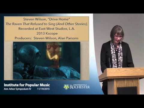 """Music Video Analysis: Genre, Discourse, and Narrative in Music, Words, and Images"" - Lori Burns"
