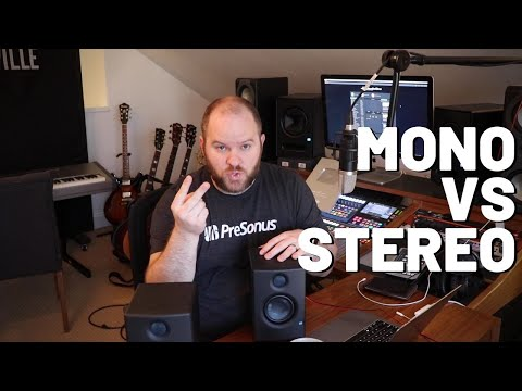 What's the Difference Between Mono and Stereo?