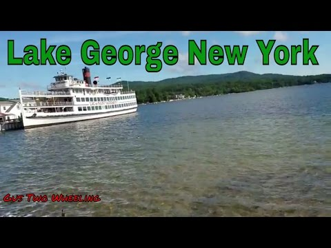 Beautiful Lake George New York.