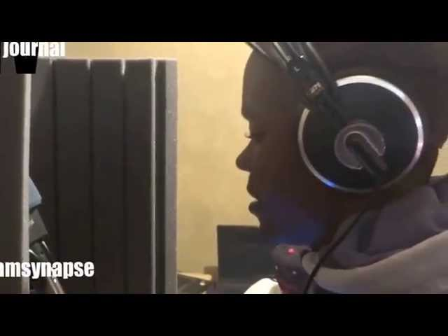 IamSynapse Young Niggaz Recording Session Part 2.