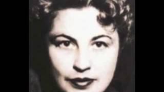 Elisabeth Grümmer sings Brahms