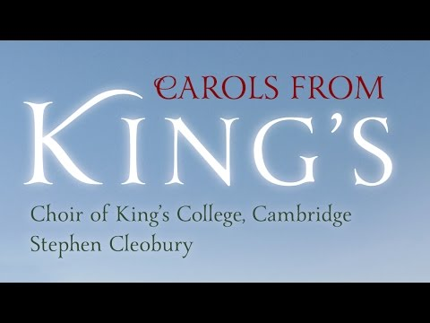 Carols From King's – The Choir of King's College, Cambridge