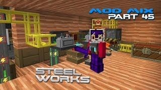 Modded Minecraft - Steel Processing Plant [45]