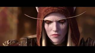 World Of Warcraft  Battle For Azeroth  Cinematic Trailers