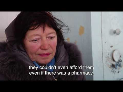 """Ukraine: """"People live with the daily fear of shelling"""""""