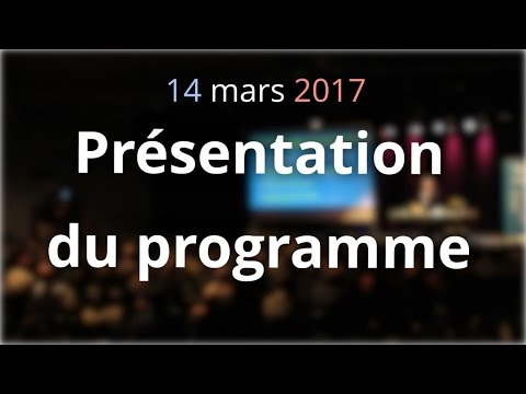 François Asselineau: Présentation du programme présidentiel et législatif