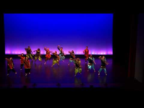 Davidson College Dance Ensemble Spring 2017 Davidson Bhangra