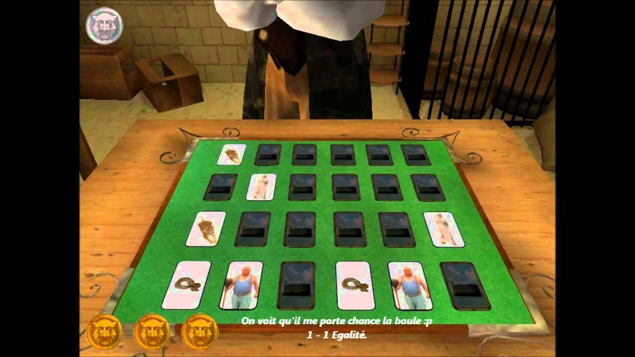 Assez Fort boyard le jeu v2007 - YouTube QN03