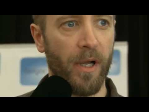 Nick Holmes (Paradise Lost) interview Graspop 2012