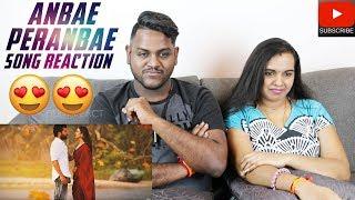 NGK Anbae Peranbae Song Reaction | Malaysian Indian Couple | Suriya | Yuvan Shankar Raja