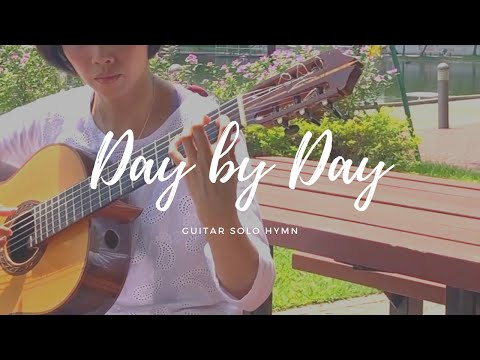 Day by Day chords by hymn - Worship Chords