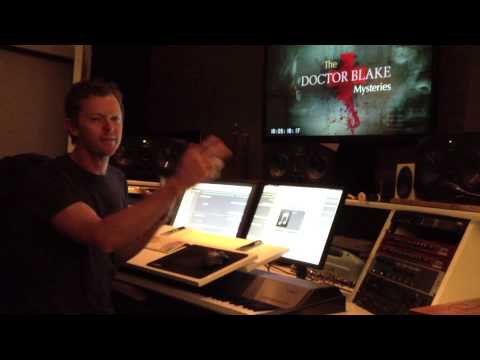 The Doctor Blake Mysteries, interview with the composer Dale Cornelius