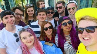 One of Miss Yammy's most viewed videos: A DAY OUT AT THORPE PARK!