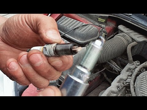 Changing The Spark Plugs On Your Chrysler Intrepid
