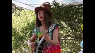13 yr. old Maya Burns- Linda Ronstadt Different Drum at Live Oak Music festival