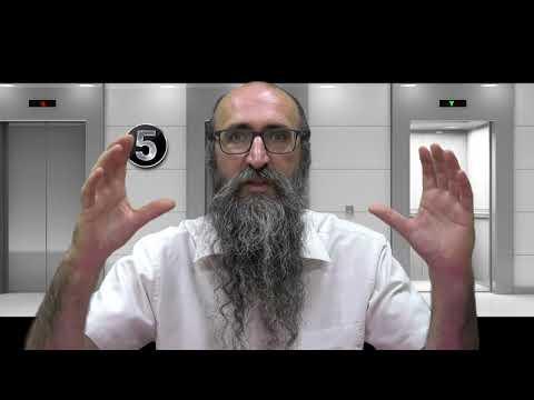 Le 5eme ETAGE, Episode 7 - L'étrange cheminement du Machia'h - Rav Itshak Peretz