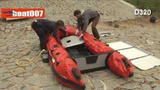 nafukovací čluny boat007 D320