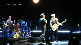 "U2 - ""The Electric Co."" (HD) - Los Angeles 3, May 30, 2015"