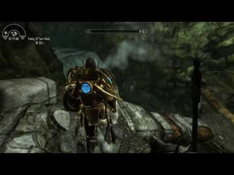 Requiem (Skyrim) Aetherium Armor (Part 1 & 2): No Daedric Weapons w BtC