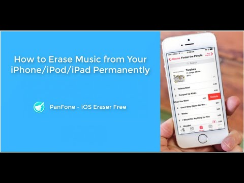 How to Erase Music from Your iPhone/iPod/iPad
