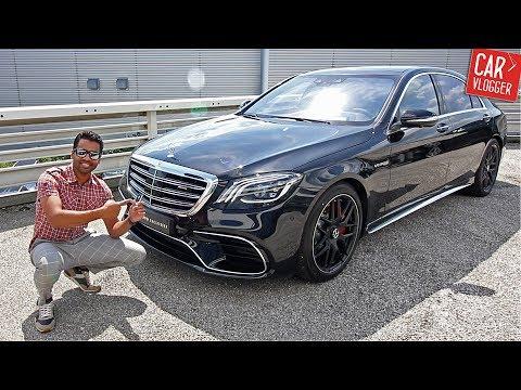 INSIDE the NEW Mercedes-AMG S63 2017 | Interior Exterior DETAILS w/ REVS
