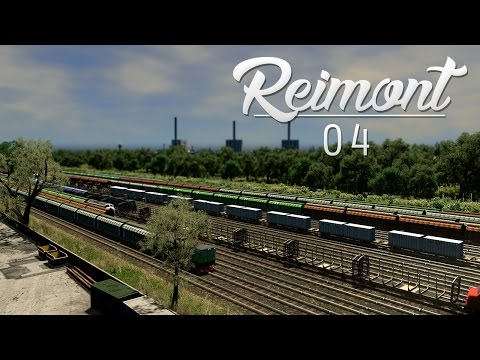 Cities Skylines: Reimont | Episode 04 - Railyard & Nuclear Power Plant