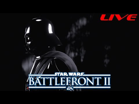 ПАПА ПОКАЗЫВАЕТ УРОВЕНЬ   Star Wars Battlefront 2   #starwars #battlefront #stream thumbnail
