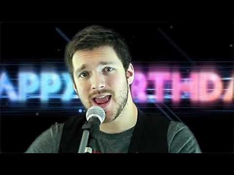 С днём рождения Роман (Видео поздравления)