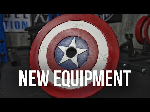 New Equipment and Future Reviews