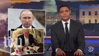 Late-night laughs: Trump and Putin meet