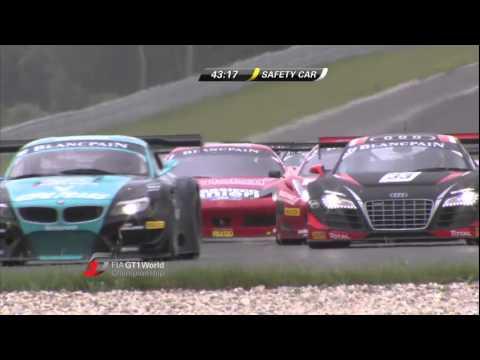 Slovakia - GT1 Qualifying Race Watch Again | GT World 09/06/2012