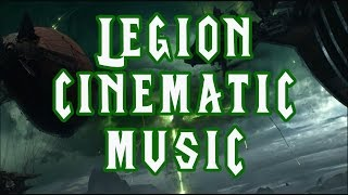 Azeroth's Last Hope - Legion Cinematic Trailer Music