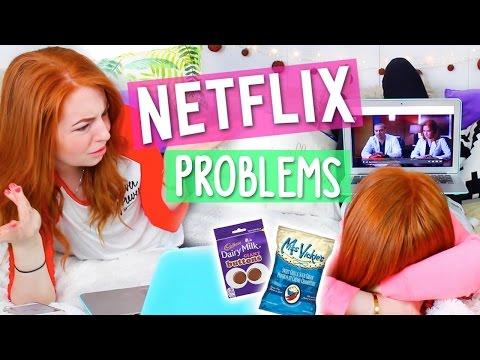 Netflix Problems & Struggles