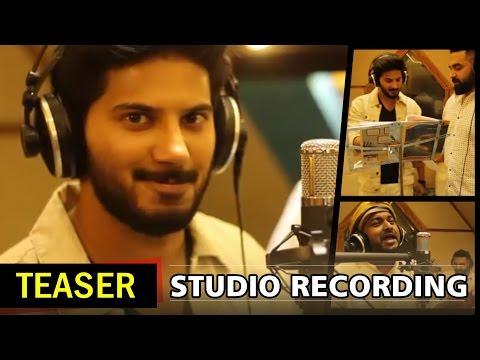 Vaanam Thilathilakkanu |  Studio Recording Teaser | CIA |  Gopi Sundar | Dulquer Salmaan