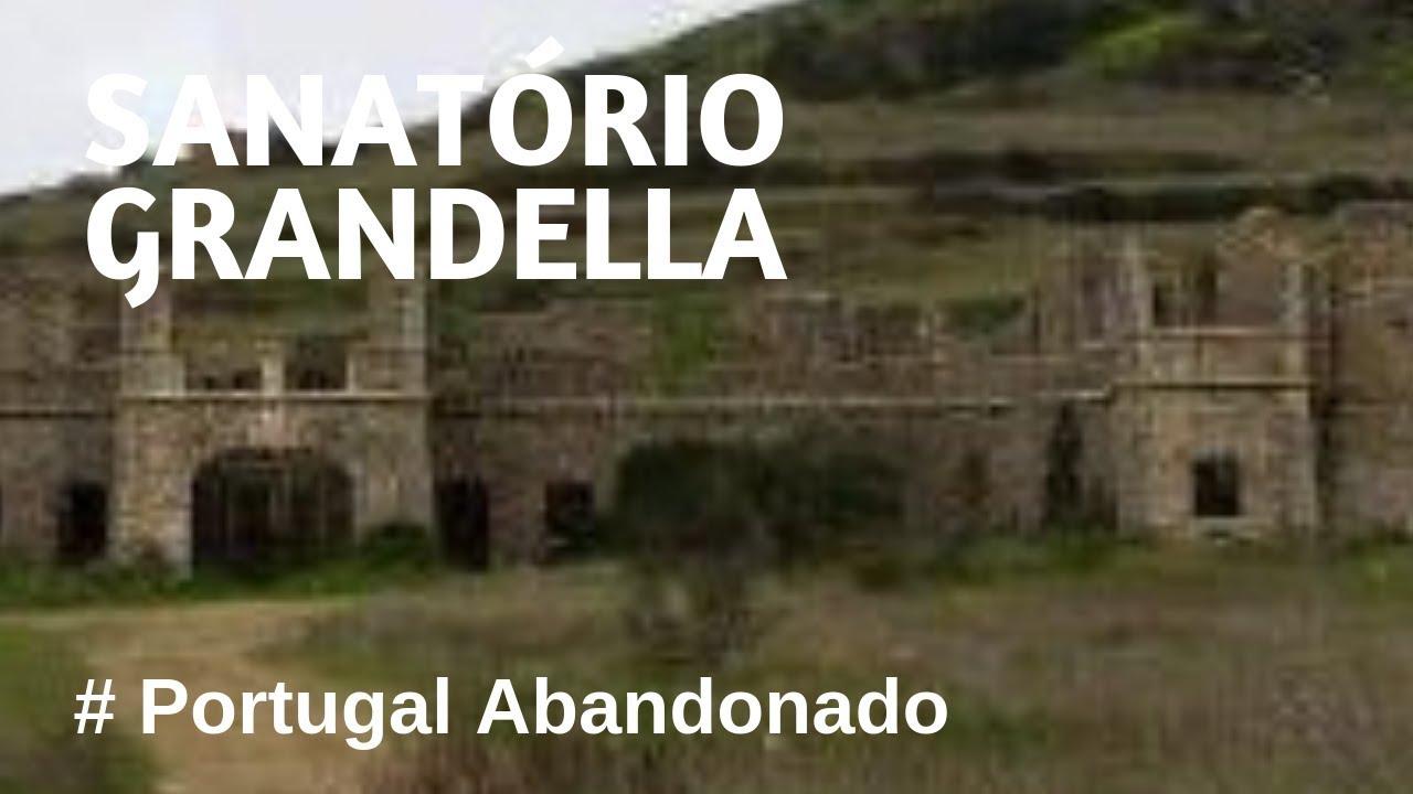 Portugal Abandonado - Sanatório Grandella