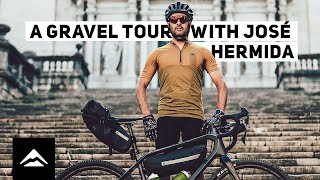 NON-STOP FROM THE PYRENEES TO THE SEA - A gravel tour with José Hermida
