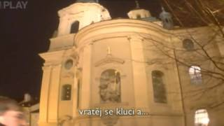 Nepoctiví taxikáři - vyhánění poctivého taxikáře, Očima Josefa Klímy